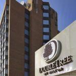Edmonton Double Tree Hotel