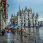 Milan - duomo square pixabay