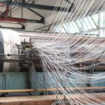Foxford Woolen Mills weaving machine