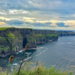 Cliffs of Moher from leighton smith on unsplash