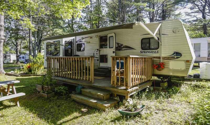 Maine Ocean Campground